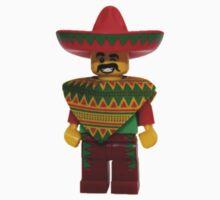 LEGO Taco Tuesday Man Kids Tee