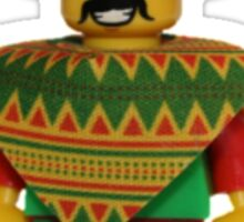 LEGO Taco Tuesday Man Sticker