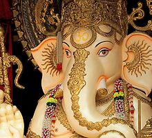 Lord Ganesh #2 by Prasad