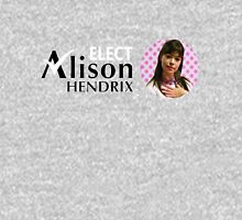 Elect Alison Hendrix Womens Fitted T-Shirt
