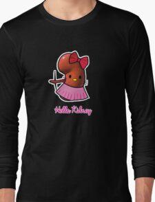 Hello Kidney Long Sleeve T-Shirt