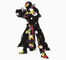 Destiny - Retro Guardian Kids Clothes