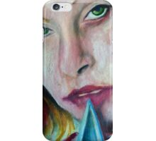 Bladed Beauty iPhone Case/Skin