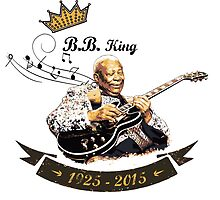 B.B. King - Rest In Peace by ervinderclan