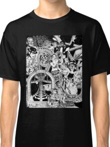 'Carnival of Life' Classic T-Shirt