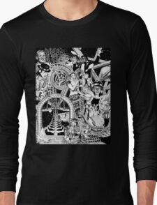 'Carnival of Life' Long Sleeve T-Shirt