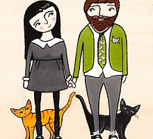 Father's Day with Fur Babies by Ryan Conners