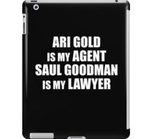 Ari and Saul iPad Case/Skin