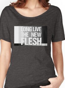 Long Live The New Flesh Women's Relaxed Fit T-Shirt