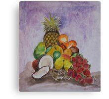 Heaven Fresh (2) Canvas Print