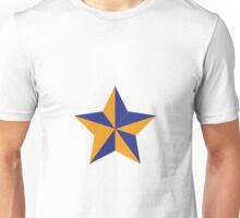 Star Opposed color III Unisex T-Shirt