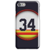 34 - The Ryan Express (Houston) iPhone Case/Skin