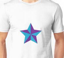 Star Opposed color V Unisex T-Shirt