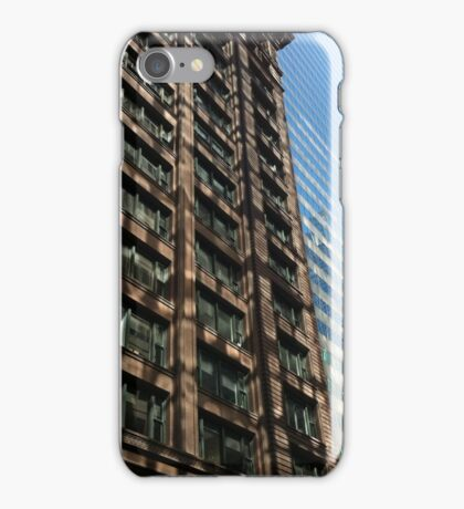 Shadow Building  iPhone Case/Skin