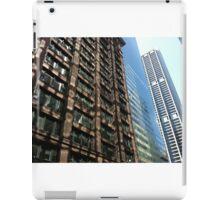 Shadow Building  iPad Case/Skin
