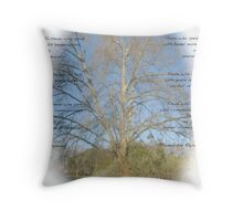 Practise Compassion Throw Pillow