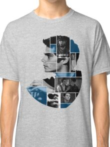 Dylan O'Brien Squares Classic T-Shirt