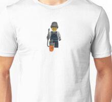 LEGO Welder with mask off! Unisex T-Shirt