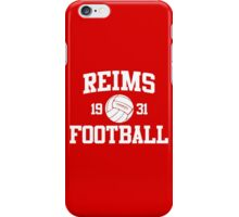 Reims Athletic College Style 2 Color iPhone Case/Skin