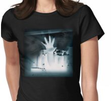 """""""The Nightmare"""" Womens Fitted T-Shirt"""