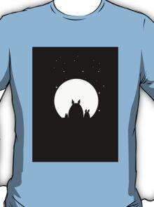 Totoro's Moon  T-Shirt