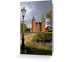 VAllØ SLOT Greeting Card
