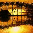 Backwaters/Kerala by Ella Meky