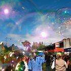 Festival bubbles by alexschwab