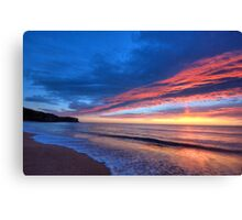 Promise Of Things To Come - Newport Beach - The HDR Experience Canvas Print