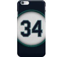 34 - King Felix iPhone Case/Skin