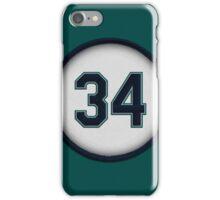 34 - King Felix (alt version) iPhone Case/Skin