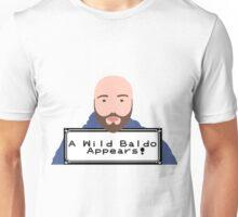 "Matthew Santoro ""A wild Baldo""  Unisex T-Shirt"
