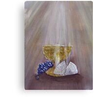Communion Canvas Print