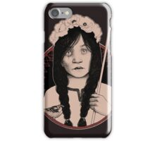 The quiet One iPhone Case/Skin
