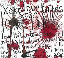 LOVE BITES  by Faerieblood