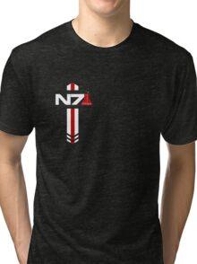 N 7 Nitrogen Effect Tri-blend T-Shirt