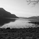 Loch Goilhead by Jacky Burns