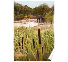 Blackbrook Reservoir Poster