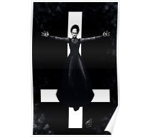 Vanessa Ives Crossed Poster