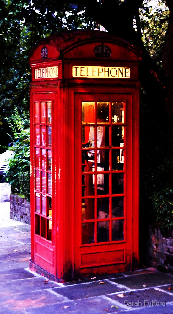 London Calling by Sarah Fulford