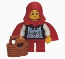 LEGO Little Red Riding Hood Kids Tee