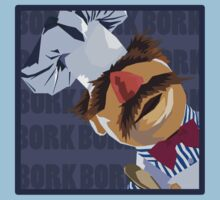 "Swedish Chef ""Bork Bork"" Baby Tee"