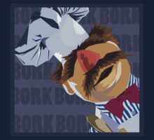 "Swedish Chef ""Bork Bork"" Kids Tee"
