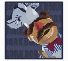 "Swedish Chef ""Bork Bork"" Kids Clothes"