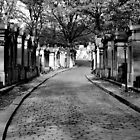 Pere Lachaise by parischris