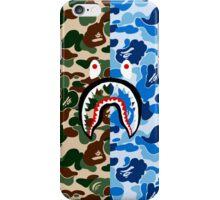 Bape Camo & Shark iPhone Case/Skin