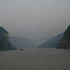 The three Gorges, China. by elphonline