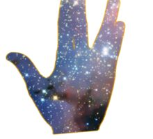 ~ live long and prosper ~ Sticker