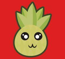 Kawaii Pineapple Kids Clothes