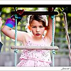 Child on Ladder by Daniel Sheehan